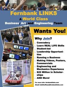 Recruitment poster 2016